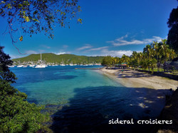 Bequia, Grenadines Sideral Croisieres
