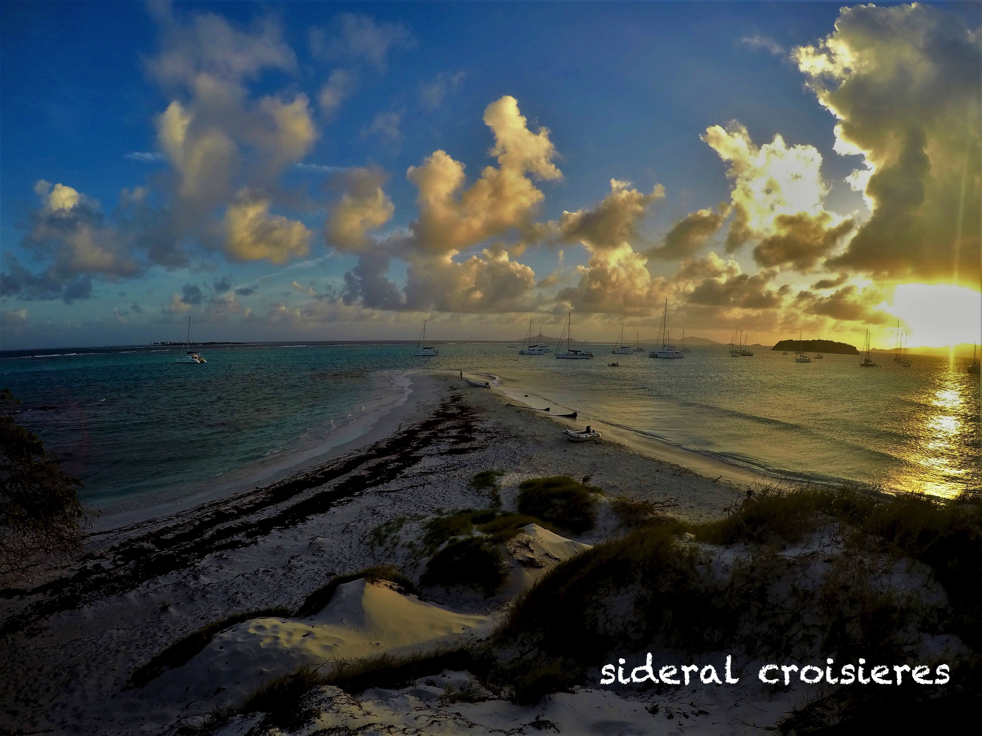 Grenadines, sideral croisieres