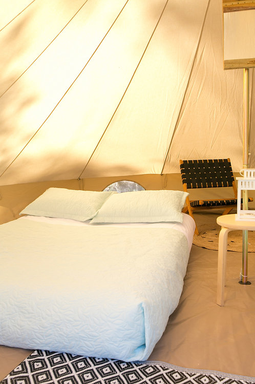 4 meter Classic Bell Tent