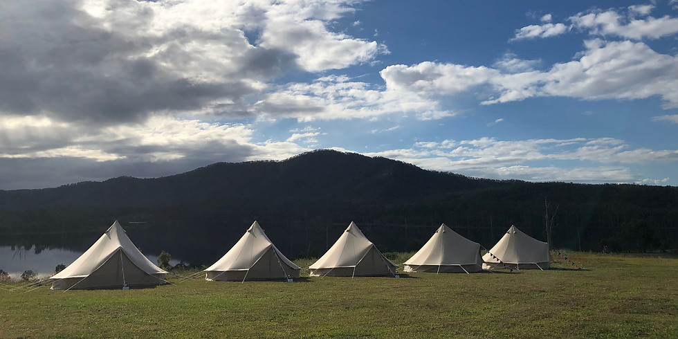 Cowgirls Gathering Go Glamping