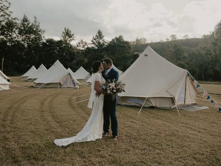 5 Wedding tips for every glamping bride...