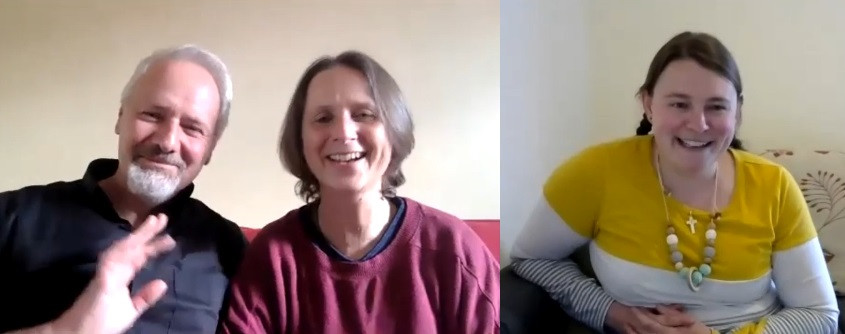 Paige interviews Mike and Fiona - 18th April 2021