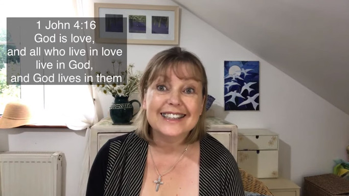 Expressing our love to God - Kate Wyatt - Sunday 11th July 2021