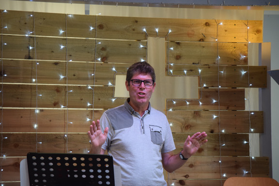 What are you running from? - Tim Cracknell - Sunday 22nd August 2021