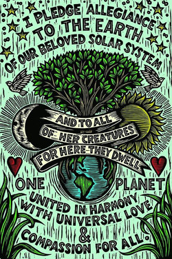 Pledge to Mother Earth