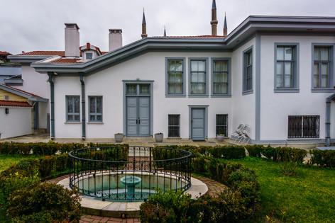 Casa de Ridá Big - Jardin interior
