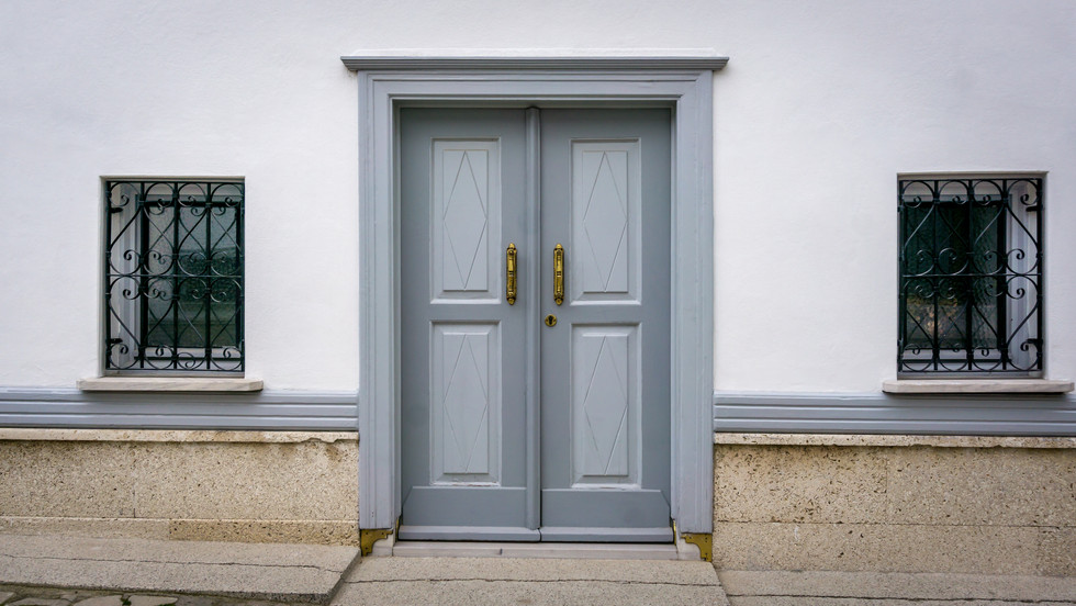 Door in House of Ridá Big