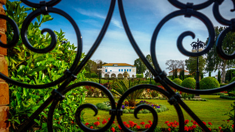 Jarines y la Mansion