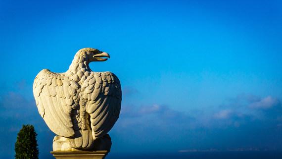 Aguila en terraza 8