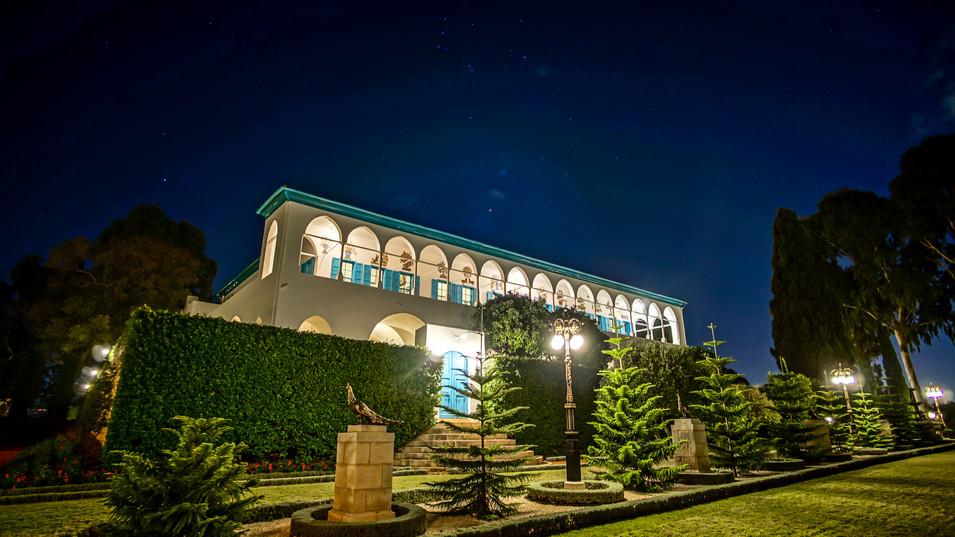 Mansion (noche)
