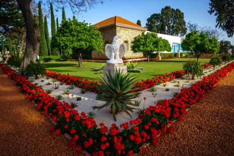 Mausoleo di Bahá'u'lláh