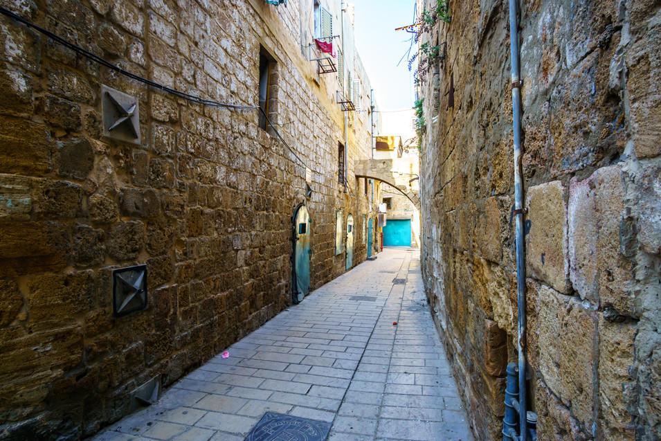Calles de Akká