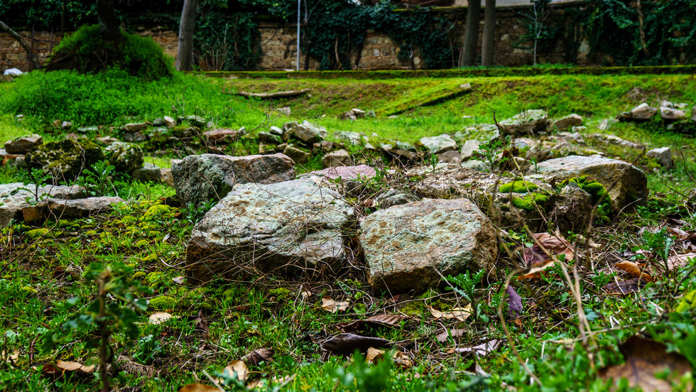 Remains of House of Amru'lláh