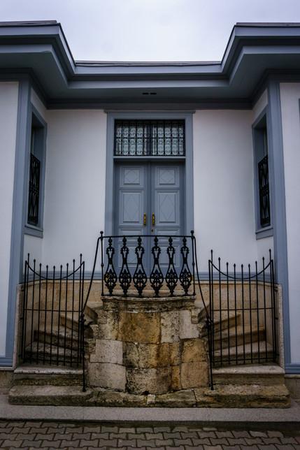 Casa de Ridá Big - Portón de Entrada Exterior