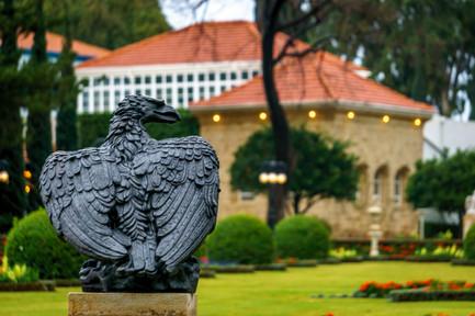 Santuario de Bahá'u'lláh
