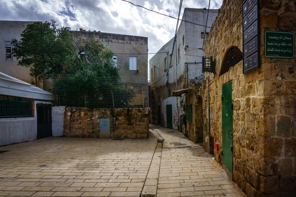Streets of Akká