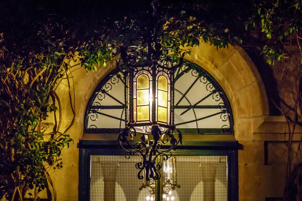 Lampada principale d'ingresso