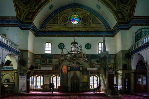 Moschea di el-Jazzar - Interni