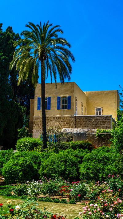 Jardines y Mansion