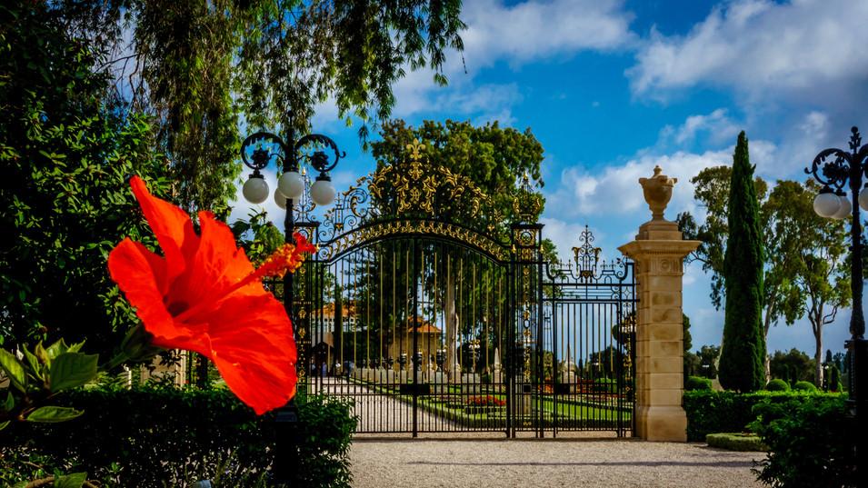 Colins Gate