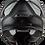 Thumbnail: PETRA MATTE BLACK/GRAPHITE/GRAY - Assault