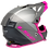 Thumbnail: LAUNCH SILVER/GRAY/PINK- Gate Youth