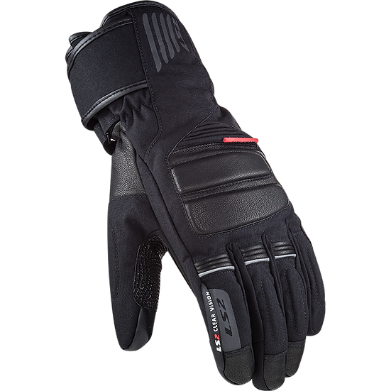 FROST - BLACK - Men's Touring Gloves