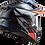 Thumbnail: FOCUS - GLOSS BLUE/WHITE/RED - Explorer Carbon