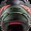 Thumbnail: GALE - MATTE BLACK/RED/M. GREEN - Rapid