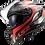 Thumbnail: CANNON - JEANS/FLUO ORANGE - Challenger GT