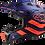 Thumbnail: CARGO - MATTE BLUE/ FLUO. ORANGE - Subverter EVO