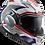 Thumbnail: REVO - GLOSS WHITE/RED/BLUE - Valiant II