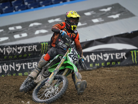 LS2 Race Report: INDIANAPOLIS 1 2021