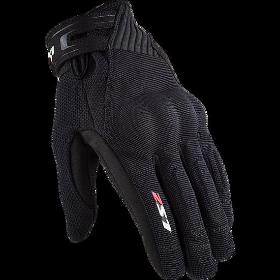 DART II - BLACK - Men's Touring Gloves