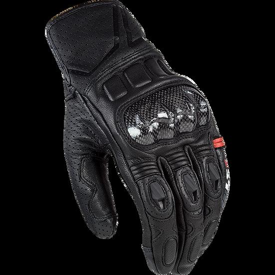 SPARK - BLACK - Men's Sport Gloves