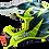 Thumbnail: ASTRO - GLOSS COBALT/HI VIZ YELLOW - Subverter EVO