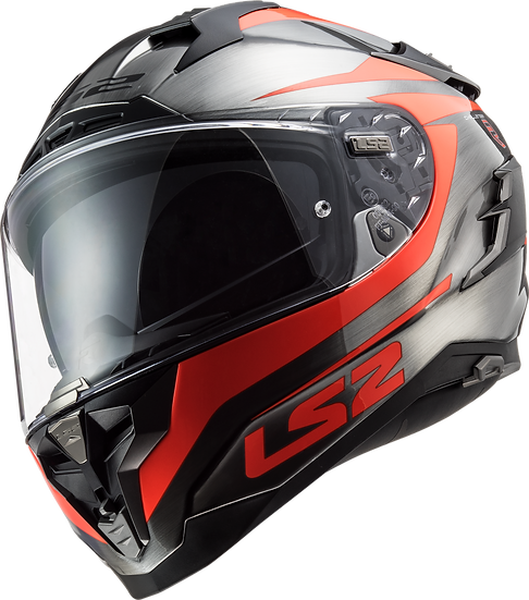 CANNON - JEANS/FLUO ORANGE - Challenger GT