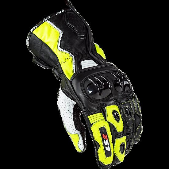SWIFT - BLACK HV YLW - Men's Sport Gloves