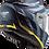 Thumbnail: FLAMES - BLUE CARBON/GOLD - Challenger Carbon