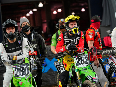 Checking In with the Family: LS2 Race Report Houston 1 2021