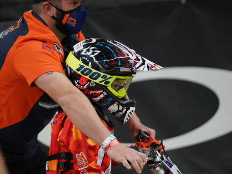 LS2 Race Report: INDIANAPOLIS 3 2021