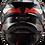 Thumbnail: FRONTIER - GLOSS TITANIUM/RED - Explorer Carbon
