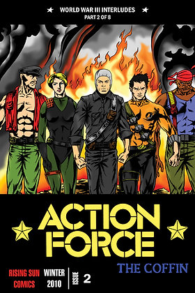 Action Force:WWIII Int-Issue #2-A Millerverse #26