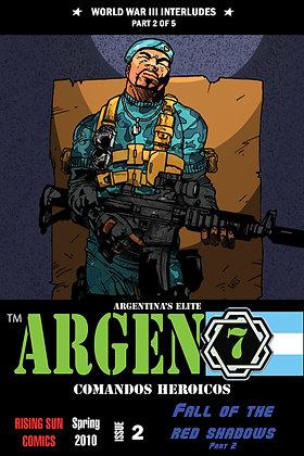 Argen7:WWIII Issue #2-A Millerverse #20