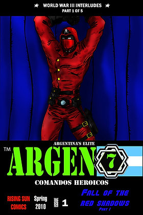 Argen7:WWIII Issue #1-A Millerverse #19