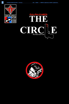 The Circle Revised Issue #1