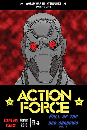 Action Force:WWIII Int-Issue #4-A Millerverse #25