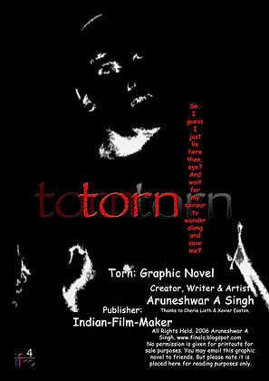 Torn issue #1