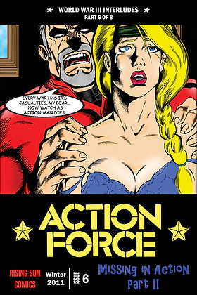 Action Force:WWIII Int-Issue #6-A Millerverse #33