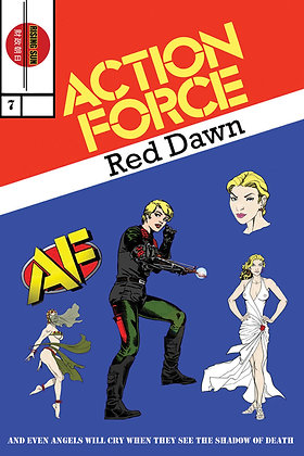 Action Force:Red Dawn-Issue #7-A Millerverse #10